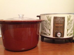 The Crock Watcher crock pot